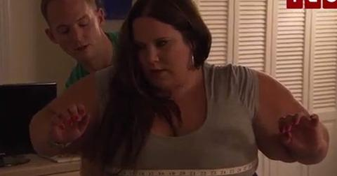 Whitney way thore weight measurements