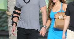 Sofia Vergara and Joe Manganiello look happy and in love as they hold hands while on vacation in Hawaii