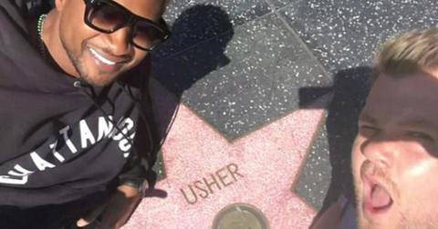 Usher james corden carpool karaoke feature