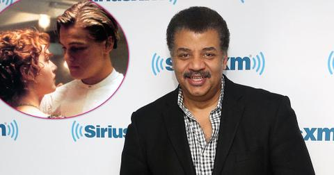neil degrasse tyson titanic jack could have lived long