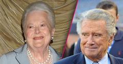 //Regis Philbin Olivia de Havilland remembering rip pp