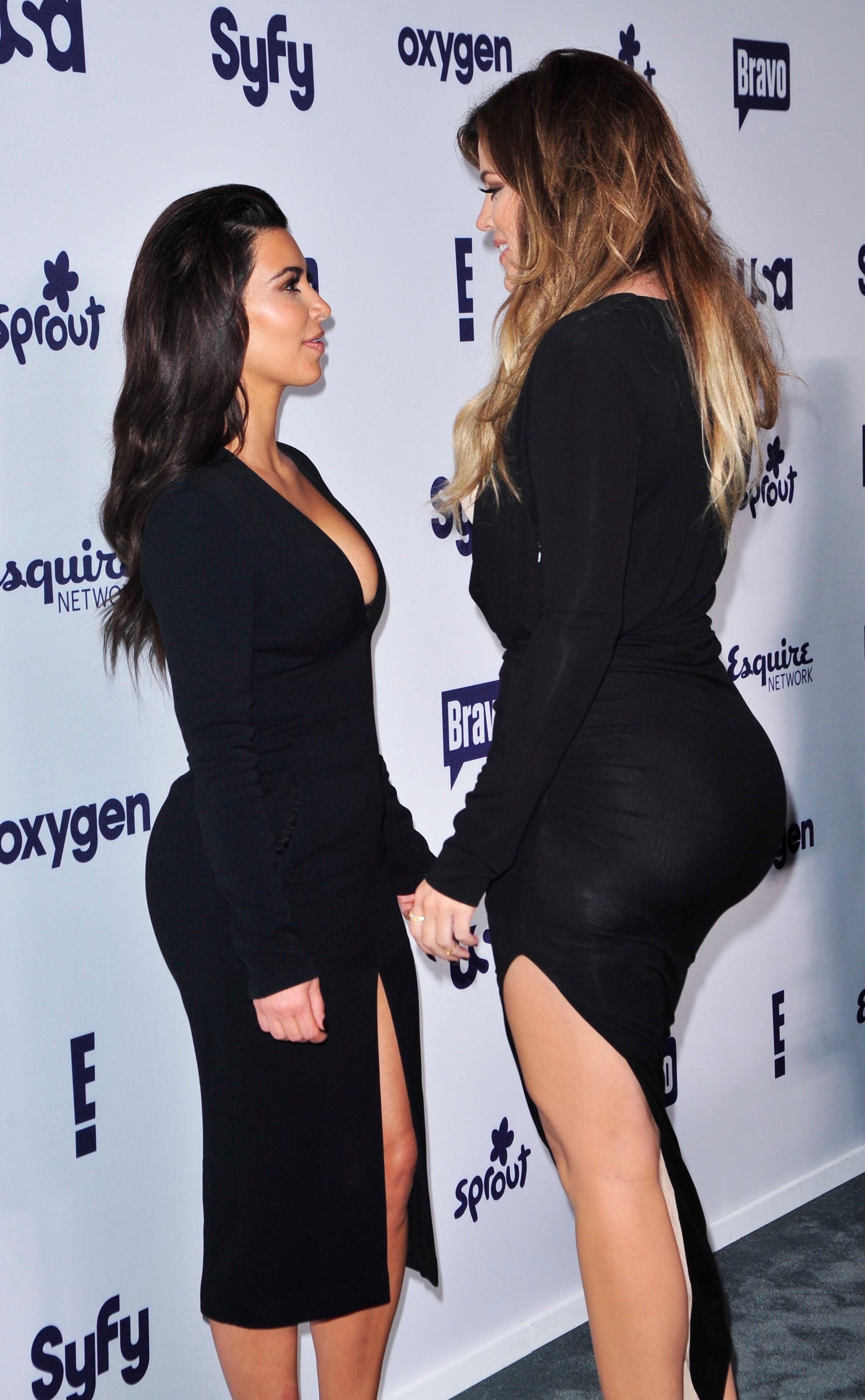 Kardashian booty