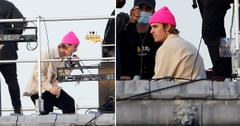 justin bieber rooftop music video