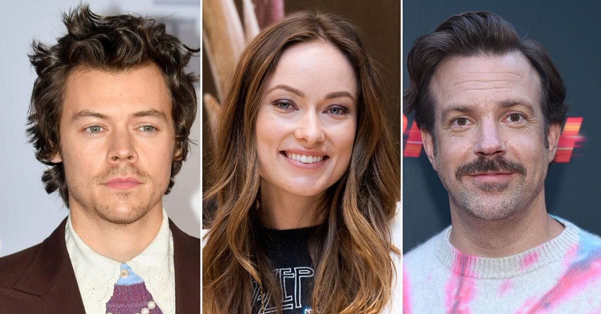 Has Olivia Wilde Already Introduced Her & Jason Sudeikis' Kids To New Beau Harry Styles?