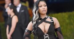 Nicki Minaj Pregnant Baby Bump Photos