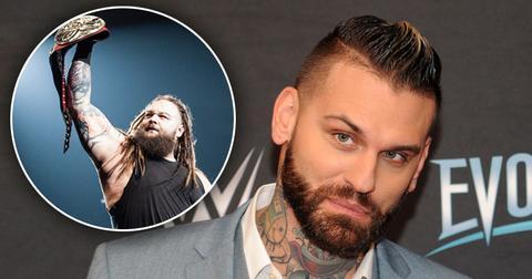 Corey Graves Is Not a Fan of Bray Wyatt's Custom WWE Belt