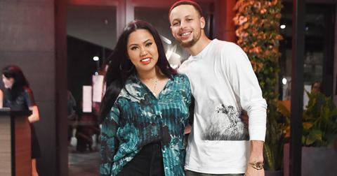 Ayesha steph curry header