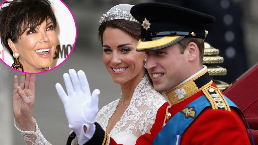 Royal Wedding – Carriage Procession To Buckingham Palace And Departures