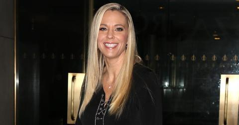 EXCLUSIVE: Kate Gosselin at 'The Today Show', NYC