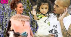 Chris Brown Daughter Royalty Meet First Time