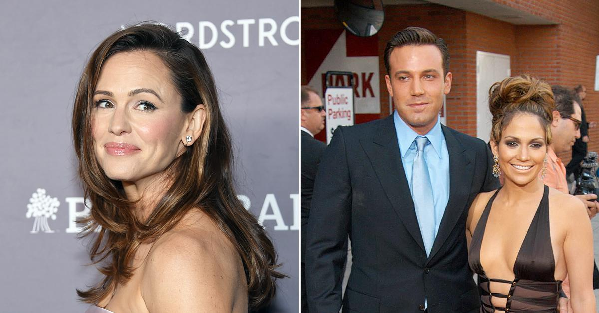 jennifer garner has zero interest in dealing with ex ben afflecks budding jennifer lopez romance ok