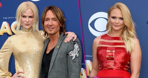 2018 ACM Awards Miranda Lambert Nicole Kidman Pics PP