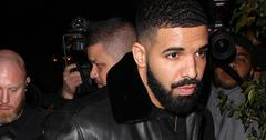 Drake suprises guests mcdonalds poppy nightclub pics