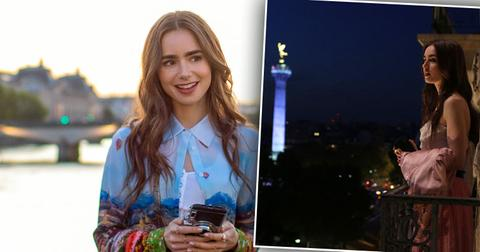 Lily Collins as Emily: Emily In Paris Renewed for Second Season Netflix