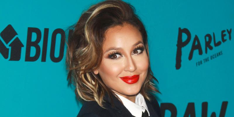 Adrienne bailon breaks down engagement
