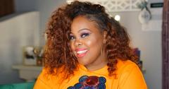 See 'Glee Star' Amber Riley's Engagement Post With BF Desean Black
