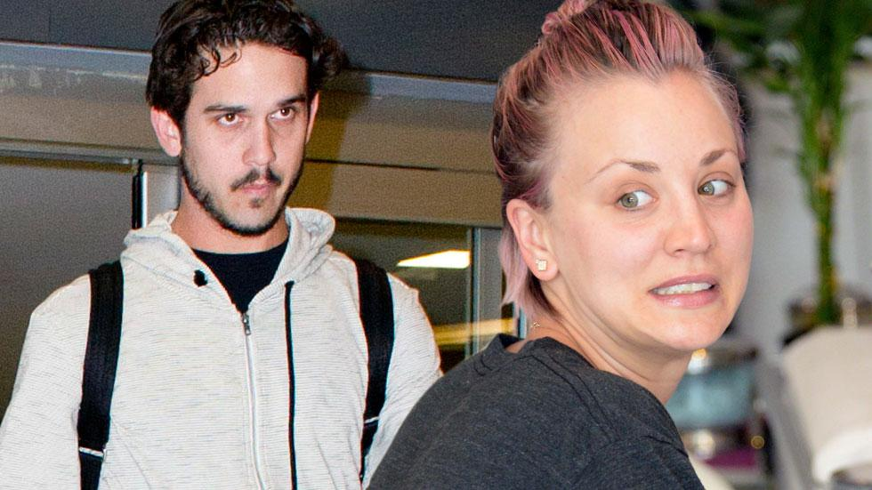 Kaley cuoco worried ryan sweetin gcheating