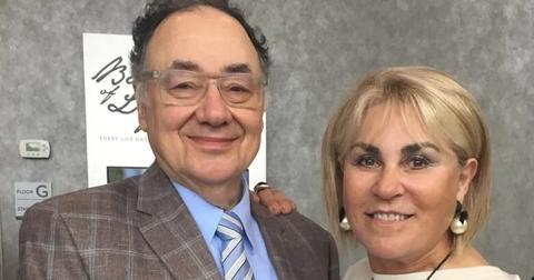 barry and honey sherman credit united jewish appeal