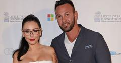 Jenni 'JWoww' Farley Roger Mathews Divorce 'Jersey Shore'