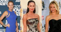 mtv movie awards best dressed red carpet