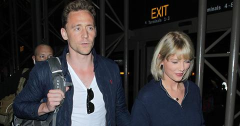 Tom hiddleston breaks silence relationship taylor swift