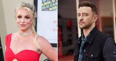 britney spears throwback picture justin timberlake jamie lynn spears birthday
