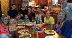 Leah calvert thanksgiving