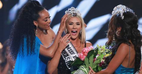 Miss usa 2018 winner photos