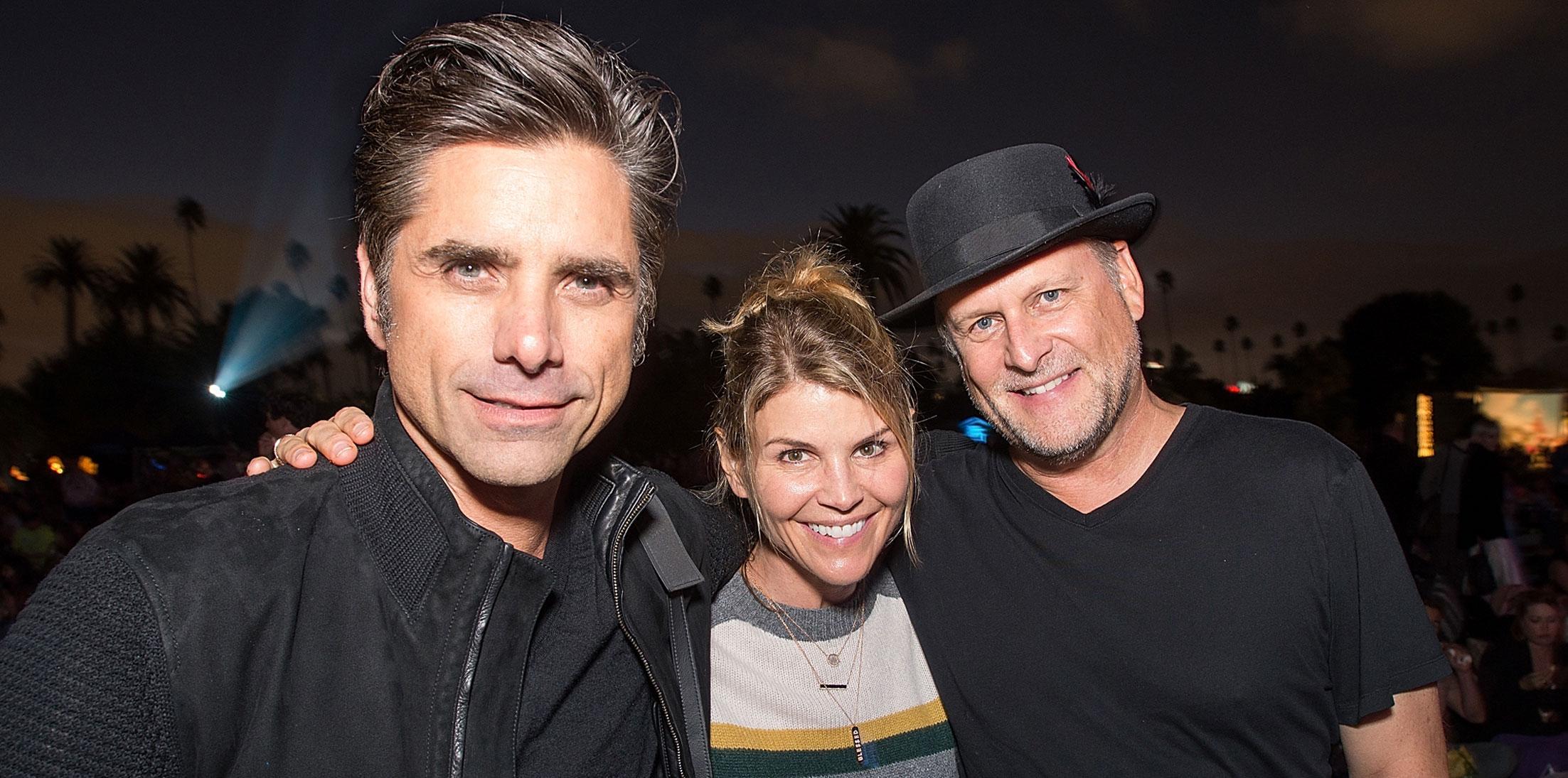 John Stamos Birthday Full House Reunion Pics Long
