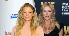 Brandi Glanville Posts Pic With LeAnn Rimes After 'Masked Singer' Drama