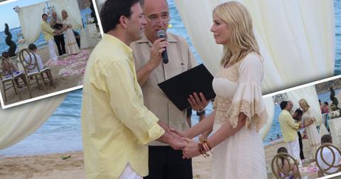 AVIVA DRESCHER REID DRESCHER WEDDING VOWS