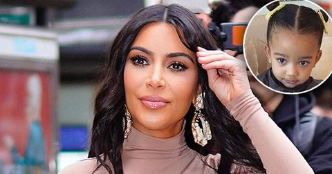Kim Kardashian Used A 'Surrogate Therapist' Ahead Of Chicago's Birth