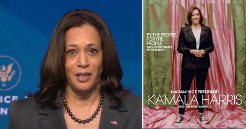 vp elect kamala harris vogue cover feb  pf