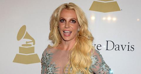 Britney Spears Steps Out