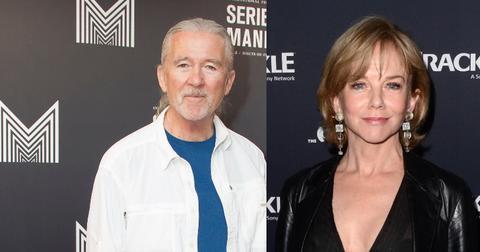 Patrick Duffy and Linda Purl