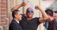 Vin Diesel The Rock Feud