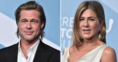 brad pitt jenniferaniston working together soon pp