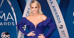 Carrie underwood new face stitches main