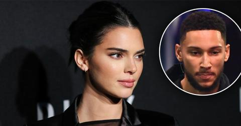 Kendall Jenner & Ex-Boyfriend Ben Simmons Celebrate New Year's Eve Together
