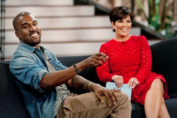 The Kris Jenna Show / Kanye West