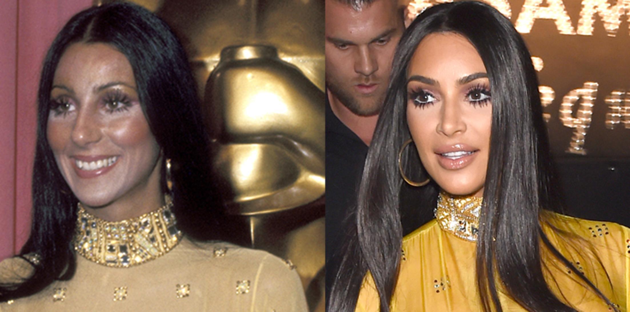 Kim kardashian sexy cher halloween costume hero