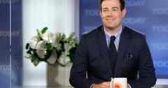 Carson Daly on the Today show