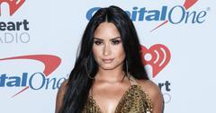 demi Lovato new hairdo
