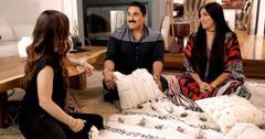 Shahs of sunset reza farahan change behavior mike shouhed cheating