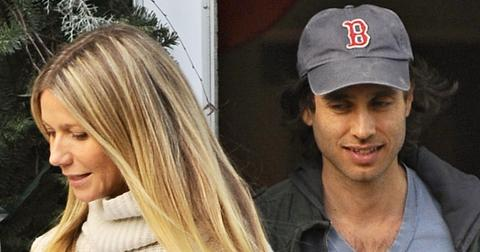 Gwyneth Paltrow And Brad Falchuk Out And About In LA