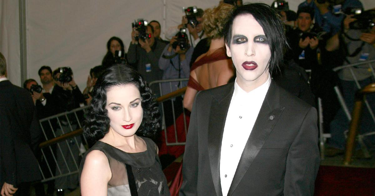 police marilyn manson home ex wife dita von teese breaks silence abuse claims pf