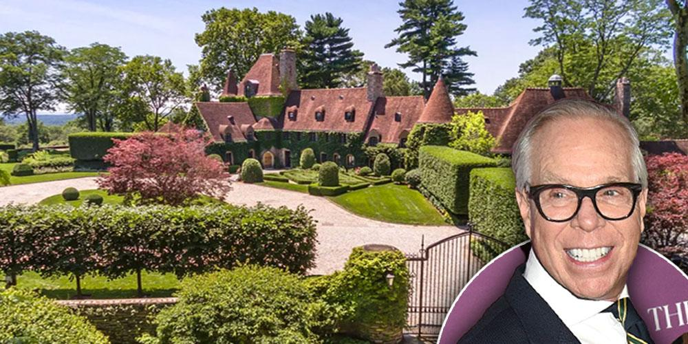 Tommy Hilfiger Finds Buyer For Greenwich CT Estate 47.5 Million