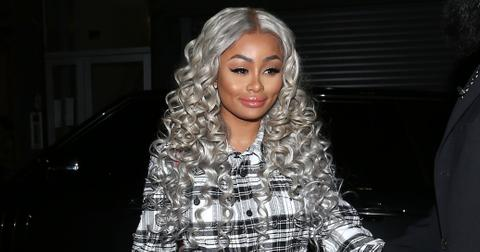 Blac chyna partying mediation