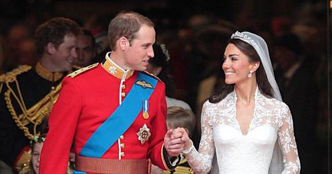 Find Out Prince William's Promise To Kate Middleton Before Wedding Day
