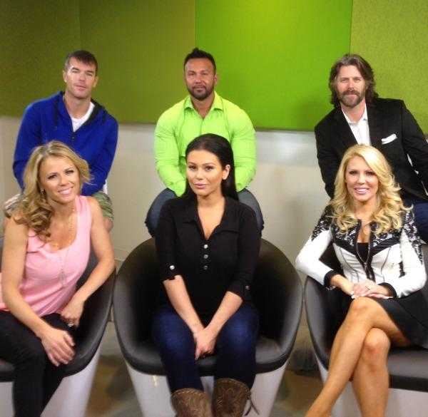 Marriage Boot Camp Reality Stars cast